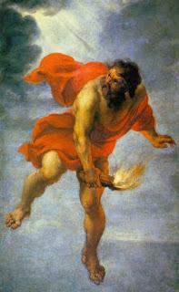 La leyenda de Prometeo 3