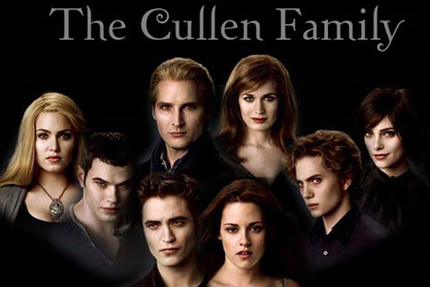 Moradia de Jasper Cullen Cullen-family