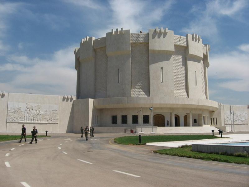 Corea Popular ha construido museos conmemorativos en Egipto y Siria Damasco1
