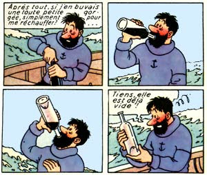 Tintín Tintin-elcangrejo