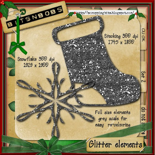 CU Christmas elements 2 - Freebie by Bits N Bobs BNB-ges2-Preview