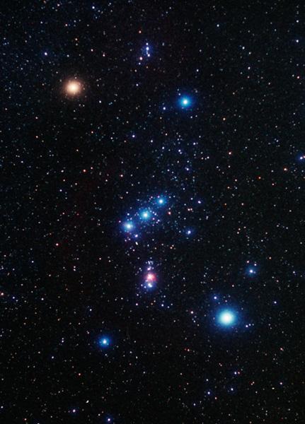 GLAVNE ZVEZDE Orion