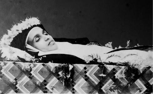 28 juillet : Sainte Alphonsine de l'Immaculée  Coffin