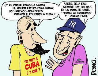 Ya saben las nuevas regulaciones de aduanas, y los precios que hay que pagar por lo que se lleve a Cuba?? TIRA-499-WEB