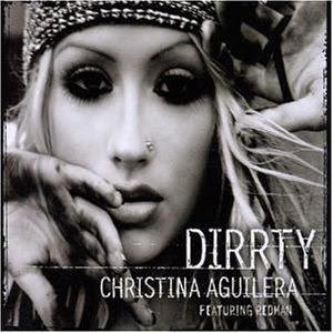 Single ' Dirrty' Christina_Aguilera_-_Dirrty_CD_cover