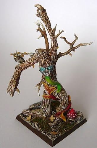 elves - Skavenblight's Wood Elves Drzewo107