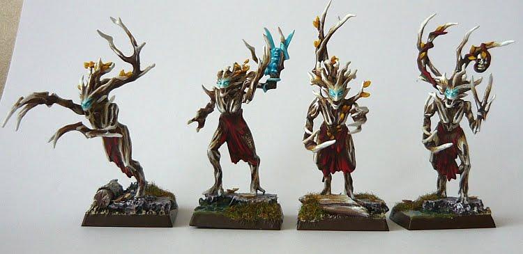 elves - Skavenblight's Wood Elves Dryad02