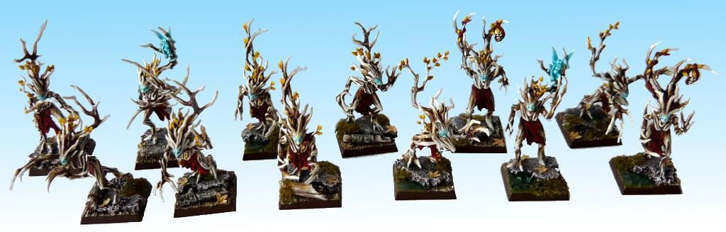 elves - Skavenblight's Wood Elves Driady2