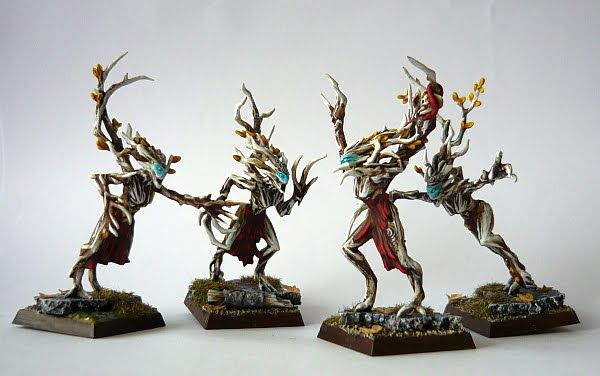 elves - Skavenblight's Wood Elves D6