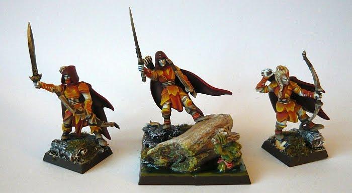 elves - Skavenblight's Wood Elves Elfy2