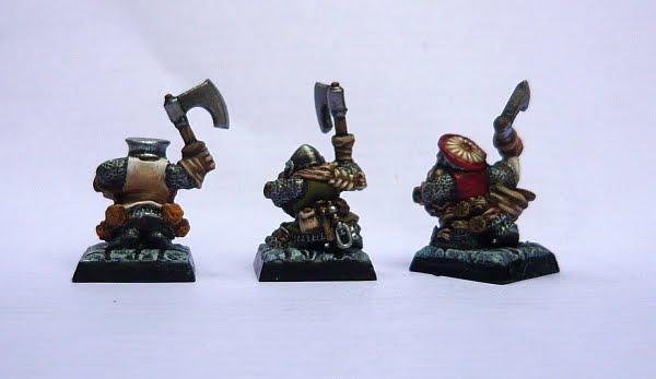 Skavenblight's painting dwarfs... again! Dd3
