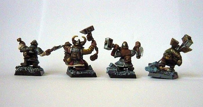 Skavenblight's painting dwarfs... again! Da3