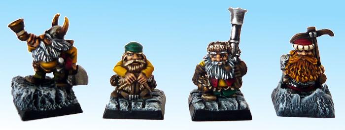 Skavenblight's painting dwarfs... again! 5a