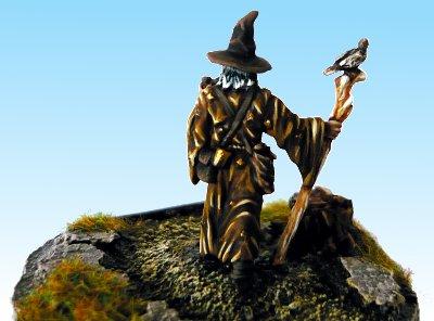 Old wizard Gandzialf_8
