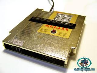-=  CUSTOM NES  =- Zelcard01