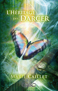 [Caillet, Marie] L'héritage des Darcer LIVRE1