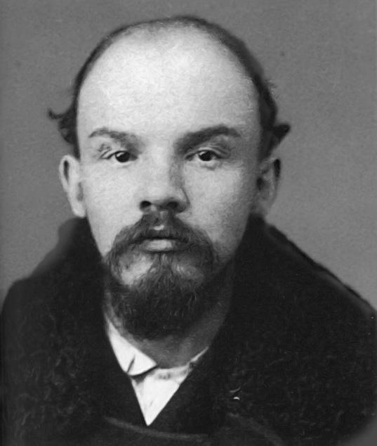 ¿NUNCA TE HAN DICHO Q TE PARECES A... - Página 3 Lenin-1895-mugshot