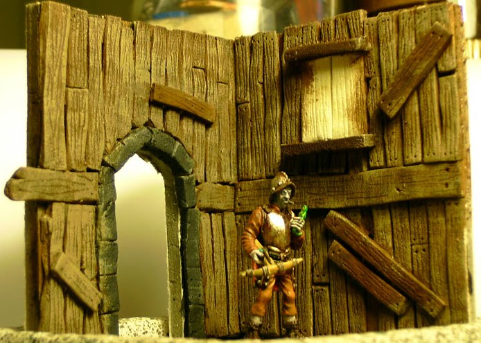 Mr Sinisters WIP on the right spot (Now back in business) - Page 3 Vimesdiorama