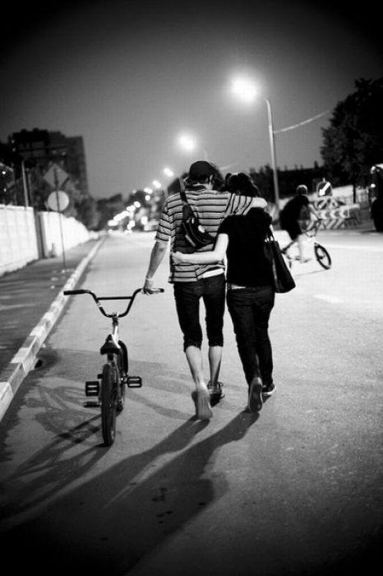 Fotos en Blanco y Negro Bicicle