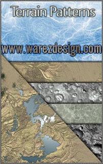 Terrain Patterns Terr1