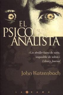 Mis libros favoritos - Página 12 El_psicoanalista