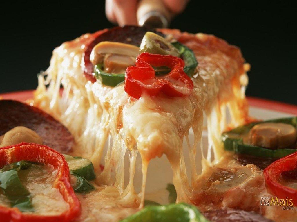 The food thread yay! Pizza-1