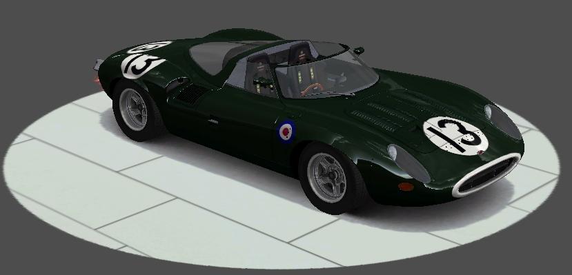 Jaguar XJ13 1966 - Page 3 18486970_eVqlj