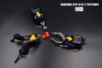 [BadCube] Produit Tiers - Jouet OTS-05 Claymore / OTS-06 Hypno / OTS-07 Kickbutt - aka Insecticons 0XHyMZKX