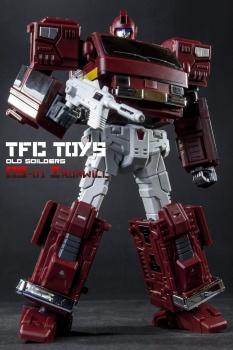 [TFC Toys] Produit Tiers - OS-01 Ironwill (aka Ironhide/Rhino) & OS-03 Medic (aka Ratchet/Mécano) - Page 2 2mT6n8VS