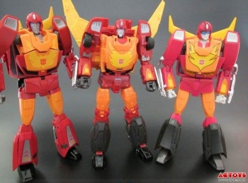 [DX9 Toys] Produit Tiers - Jouet D-06 Carry aka Rodimus et D-06T Terror aka Black Rodimus - Page 2 4yOMcsfA