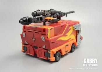 [DX9 Toys] Produit Tiers - Jouet D-06 Carry aka Rodimus et D-06T Terror aka Black Rodimus - Page 2 5RCDKAde