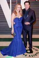 """Kelly Preston """"2015 Vanity Fair Oscar Party hosted by Graydon Carter at Wallis Annenberg Center for the Performing Arts in Beverly Hills"""" (22.02.2015) 46x  5po0yj1x"""