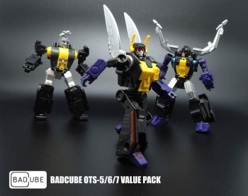 [BadCube] Produit Tiers - Jouet OTS-05 Claymore / OTS-06 Hypno / OTS-07 Kickbutt - aka Insecticons IOxcOJdl