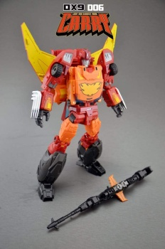 [DX9 Toys] Produit Tiers - Jouet D-06 Carry aka Rodimus et D-06T Terror aka Black Rodimus KXhfZS7i