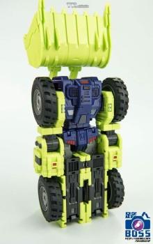 [Toyworld] Produit Tiers - Jouet TW-C Constructor aka Devastator/Dévastateur (Version vert G1 et jaune G2) - Page 4 KuEYahLw