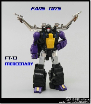 [Fanstoys] Produit Tiers - Jouet FT-12 Grenadier / FT-13 Mercenary / FT-14 Forager - aka Insecticons - Page 2 SwkC9y8y