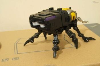 [Fanstoys] Produit Tiers - Jouet FT-12 Grenadier / FT-13 Mercenary / FT-14 Forager - aka Insecticons - Page 2 UdLrf7mK