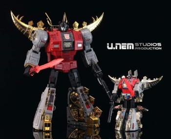 [Fanstoys] Produit Tiers - Dinobots - FT-04 Scoria, FT-05 Soar, FT-06 Sever, FT-07 Stomp, FT-08 Grinder - Page 6 BhdHEt83