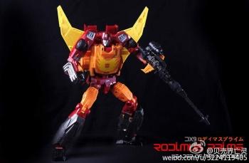 [DX9 Toys] Produit Tiers - Jouet D-06 Carry aka Rodimus et D-06T Terror aka Black Rodimus - Page 2 DssBgkn5
