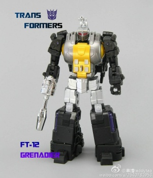 [Fanstoys] Produit Tiers - Jouet FT-12 Grenadier / FT-13 Mercenary / FT-14 Forager - aka Insecticons - Page 2 TGfcSjJR