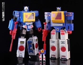 [KFC Toys] Produit Tiers - Jouet Transistor (aka Blaster/Tempo) + DoubleDeck (Twincast) + Fader (aka Eject/Éjecteur) + Rover (aka Autoscout) - Page 2 YgTlqHMw
