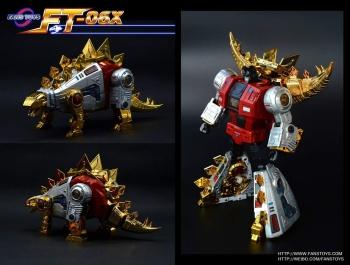 [Fanstoys] Produit Tiers - Dinobots - FT-04 Scoria, FT-05 Soar, FT-06 Sever, FT-07 Stomp, FT-08 Grinder - Page 6 Zqrw5ws6