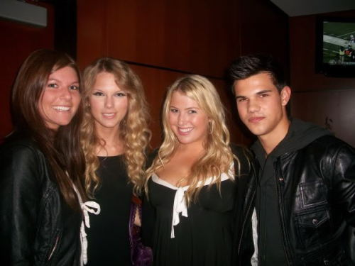 Taylor Swift and Taylor Lautner. - Page 2 Tumblr_l6rn9fkGVe1qb86xno1_500