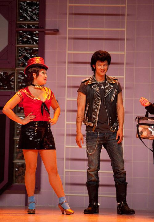 """The Rocky Horror Glee Show"" Still - Página 2 Tumblr_lam3mwI9sm1qa9d23o1_500"