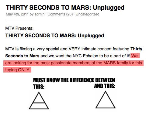 MARS Unplugged (Concert privé à New York) [vidéos page 3] Tumblr_lkp0336uUW1qhi7r3o1_500