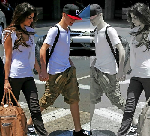 Justin Bieber and Selena Gomez - Page 6 Tumblr_lls3y1sf5F1qeo27wo1_500