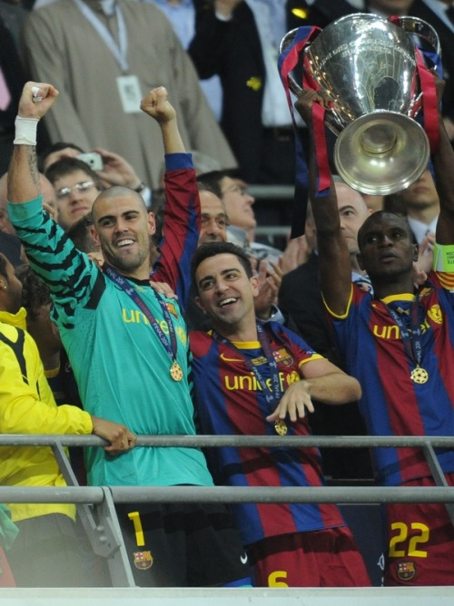 صور اضافية عن لقاء برشلونة ضد المان بعد المباراة  Tumblr_llxfjezJ4U1qdxgrdo1_500