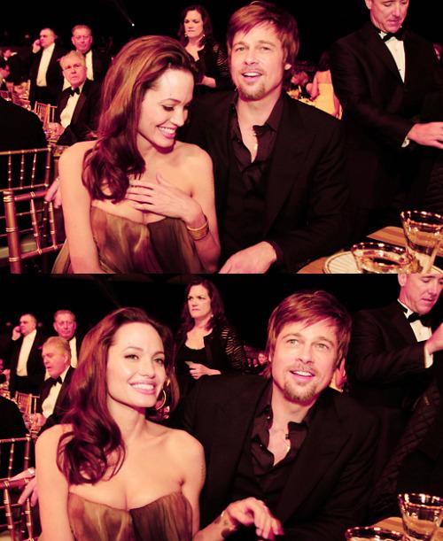 Brad Pitt and Angelina Jolie. - Page 4 Tumblr_lmt34vmgze1qgrjt5o1_500