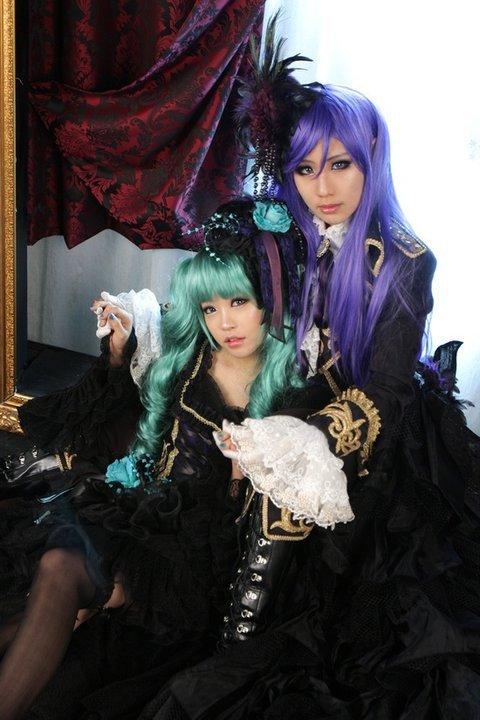 project diva  cosplay Tumblr_lmtebkHgUt1qbo448o1_500