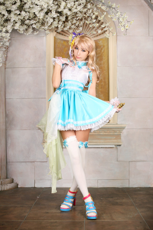 Macross Frontier cosplay Tumblr_loff9xz9xP1qbo448o1_500